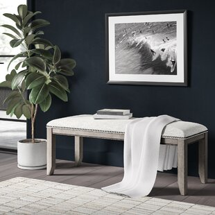 Devers Upholstered Bench by Gr..