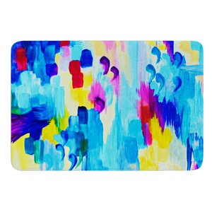 Don't Quote Me, Revisited by Ebi Emporium Bath Mat
