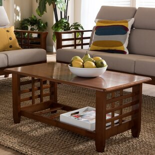 Best Reviews Baxton Studio Coffee Table By Wholesale Interiors