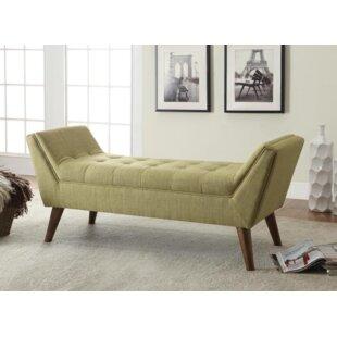 George Oliver Yamamoto Upholstered Bench