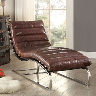 Alexcia Chaise Lounge By 17 Stories