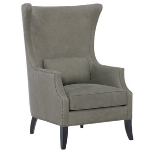 Mona Wingback Chair by Bernhardt Today Only Sale