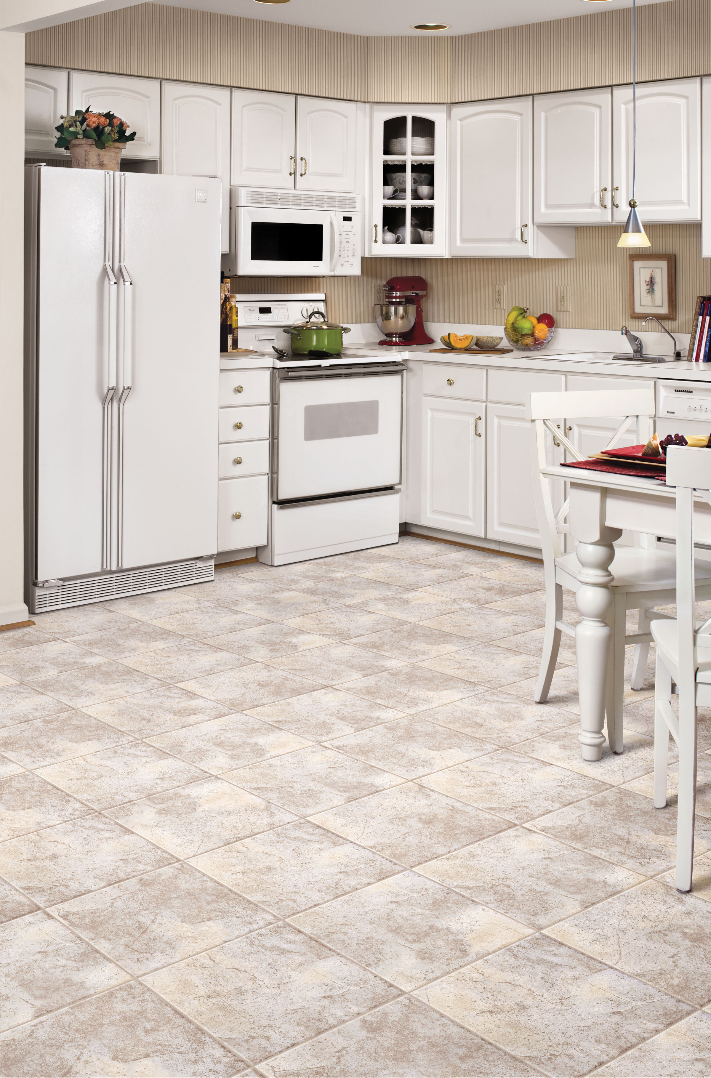 Congoleum Ovations Sunstone X X Mm Luxury Vinyl Tile In - Durastone flooring reviews