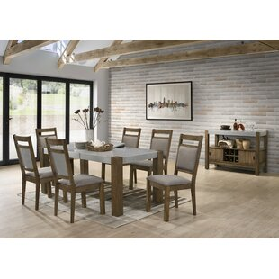 Shane 8 Piece Dining Set Gracie Oaks
