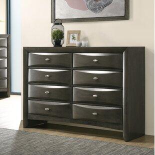 Carle 8 Drawer Dresser