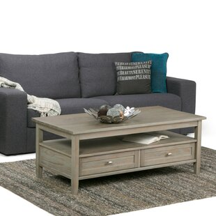 Shopping for Alameda Coffee Table by Alcott Hill Reviews (2019) & Buyer's Guide