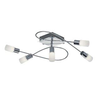 Abrianna 5-Light LED Direc..