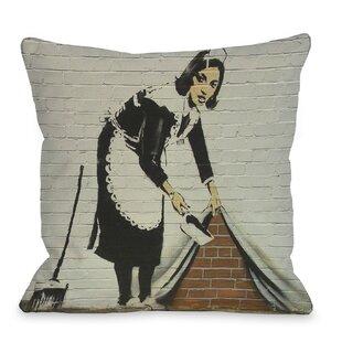 Rug Throw Pillow Wayfair