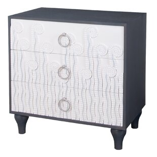 Latitude Run Sturtevant 3 Drawer Chest Image