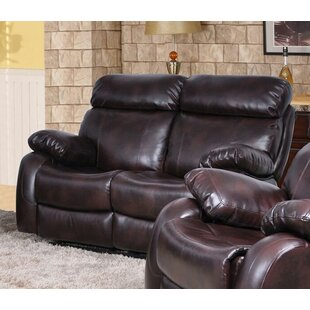 Beverly Fine Furniture Maxwell Reclining Loveseat