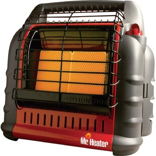Buddy 18000 BTU Propane Patio Heater by Mr. Heater