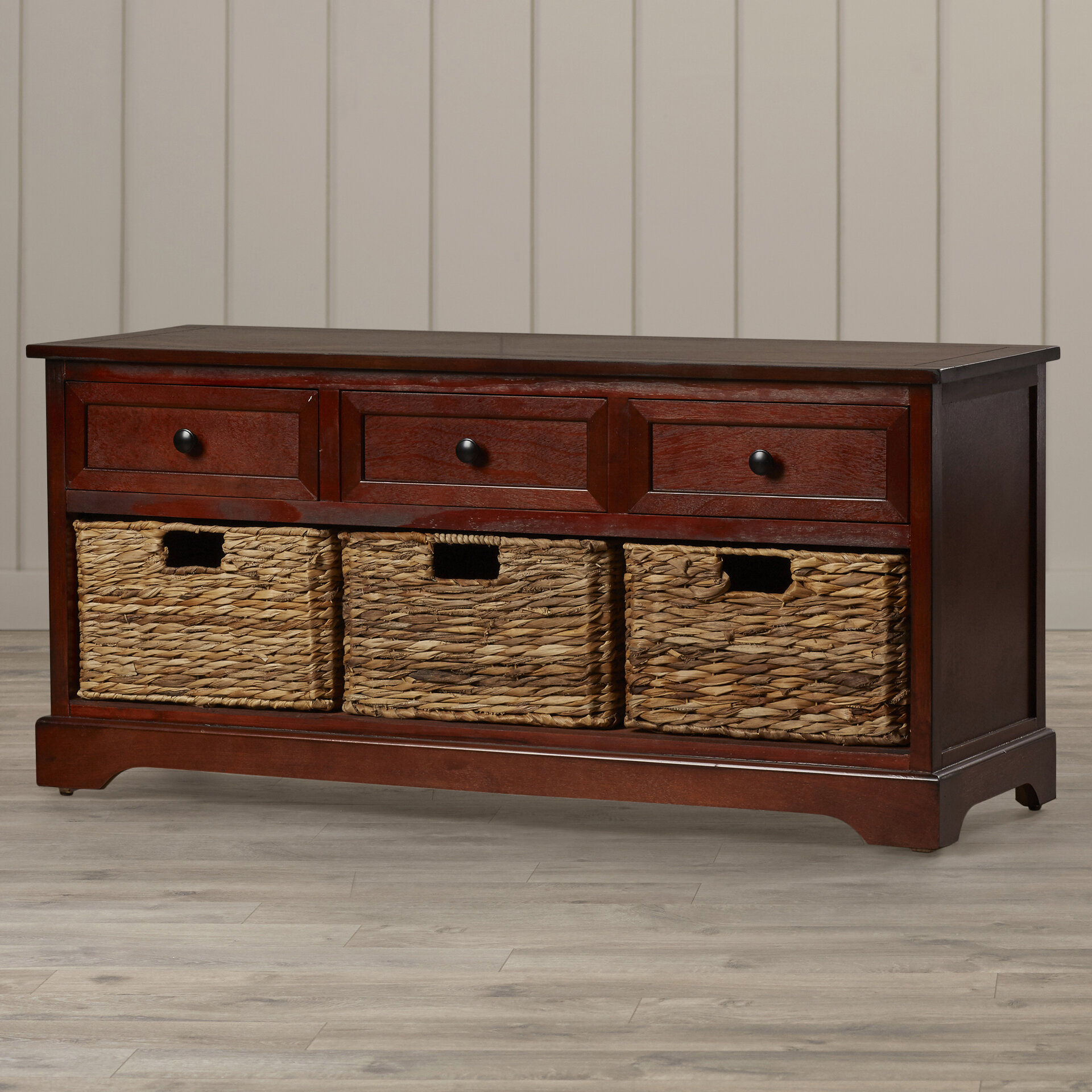remove basket by the a pin jays wooden that of drawer studio o drawers bench options profile storage offers with space plenty cabinet low accessories and