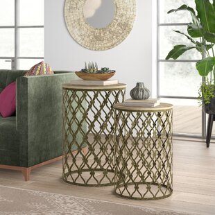 Engen 2 Piece Nesting Tables