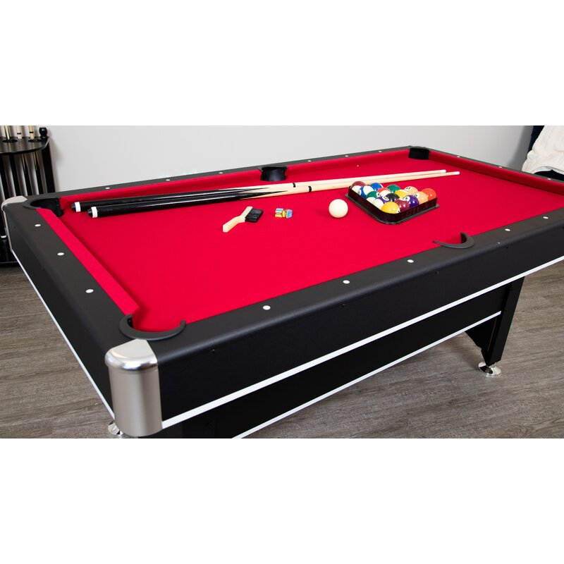 Spartan 6u0027 Pool Table