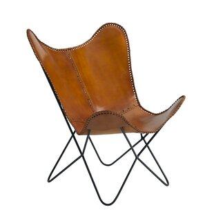 Oakcrest Butterfly Chair By Borough Wharf