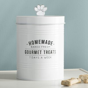 Gourmet 2.25 qt. Pet Treat Jar
