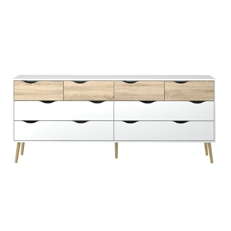 wayfair dresser furniture drawer reviews double gastelum home darby pdx co