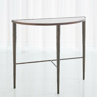 """Hammered 39"""" Console Table by Global Views SKU:CA740613 Check Price"""