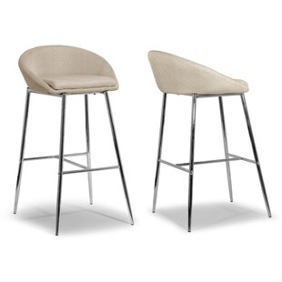 29.5 Bar Stool (Set of 2) Glamour Home Decor