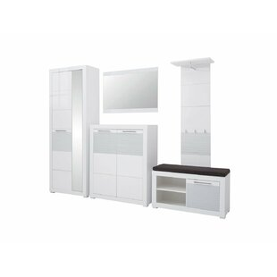 Reis 5 Piece Hallway Set By Mercury Row