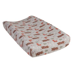 Shop For Mariya Deluxe Flannel Changing Pad Cover ByHarriet Bee