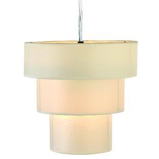 Ebern Designs Mcgill 1-Light Drum Pendant