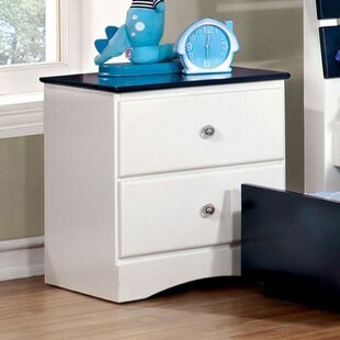 Phinney 2 Drawer Nightstand