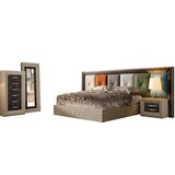 Rone Standard 5 Piece Bedroom Set by Brayden Studio