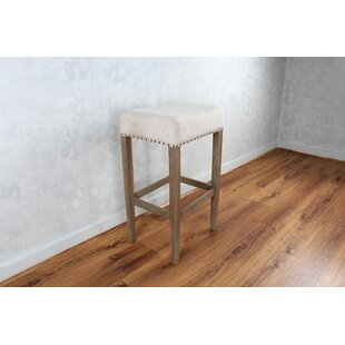 Bertina Fabric 30 Bar Stool Gracie Oaks