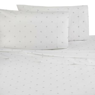 Tossed Skip-jack 200 Thread Count 100% Cotton Sheet Set