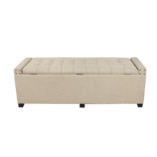 Gracie Oaks Thorndale Upholstered Storage..