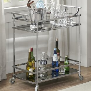 Shirley Bar Cart by Madison Park Signature