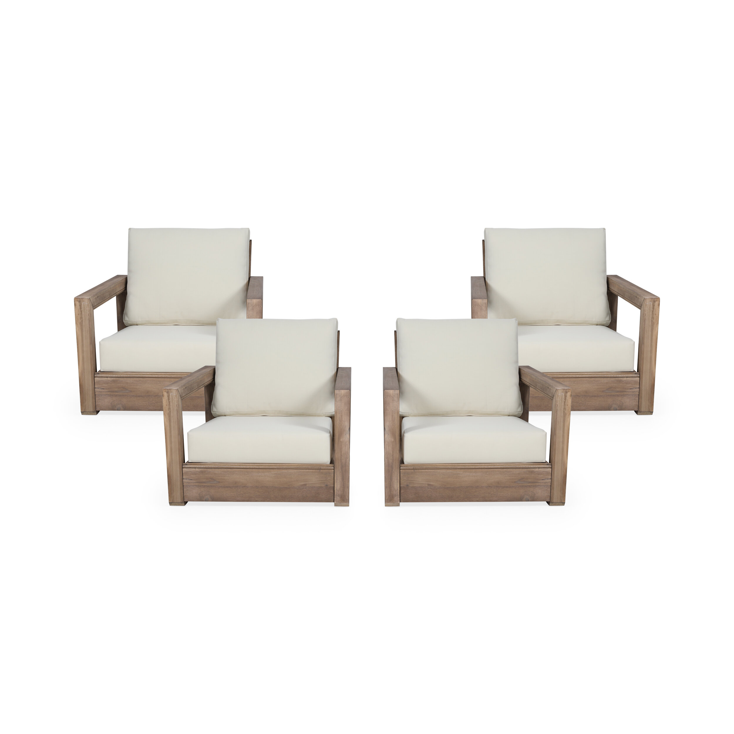 Loon Peak Richmond Patio Chair With