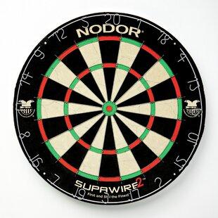 Supawires™ Bristle Dart Board by Nodor Darts