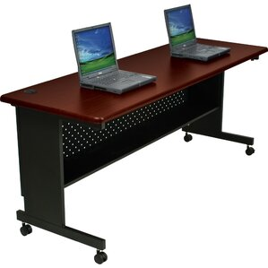 long office table. agility tables training table with wheels long office