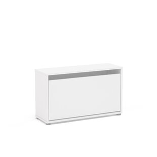 Great Price 8 Pair Shoe Storage Cabinet By Symple Stuff