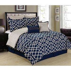 Beryl Reversible Comforter Set