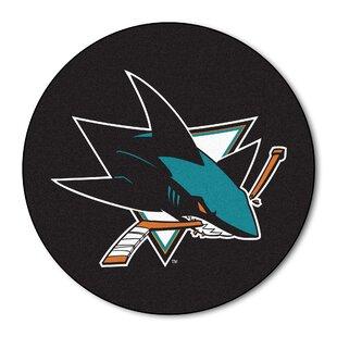0c6c9a99fb9 NHL - San Jose Sharks Puck Doormat
