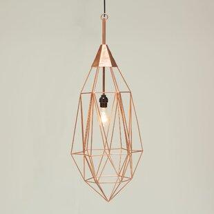 Marva 1-Light Geometric Pe..