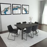 Luder 7 Piece Dining Set by Wrought Studio™