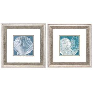 Framed Wall Art Set Of 2 framed art | wayfair