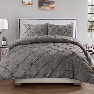 Hubbardston Luxury 3 Piece Duvet Cover Set