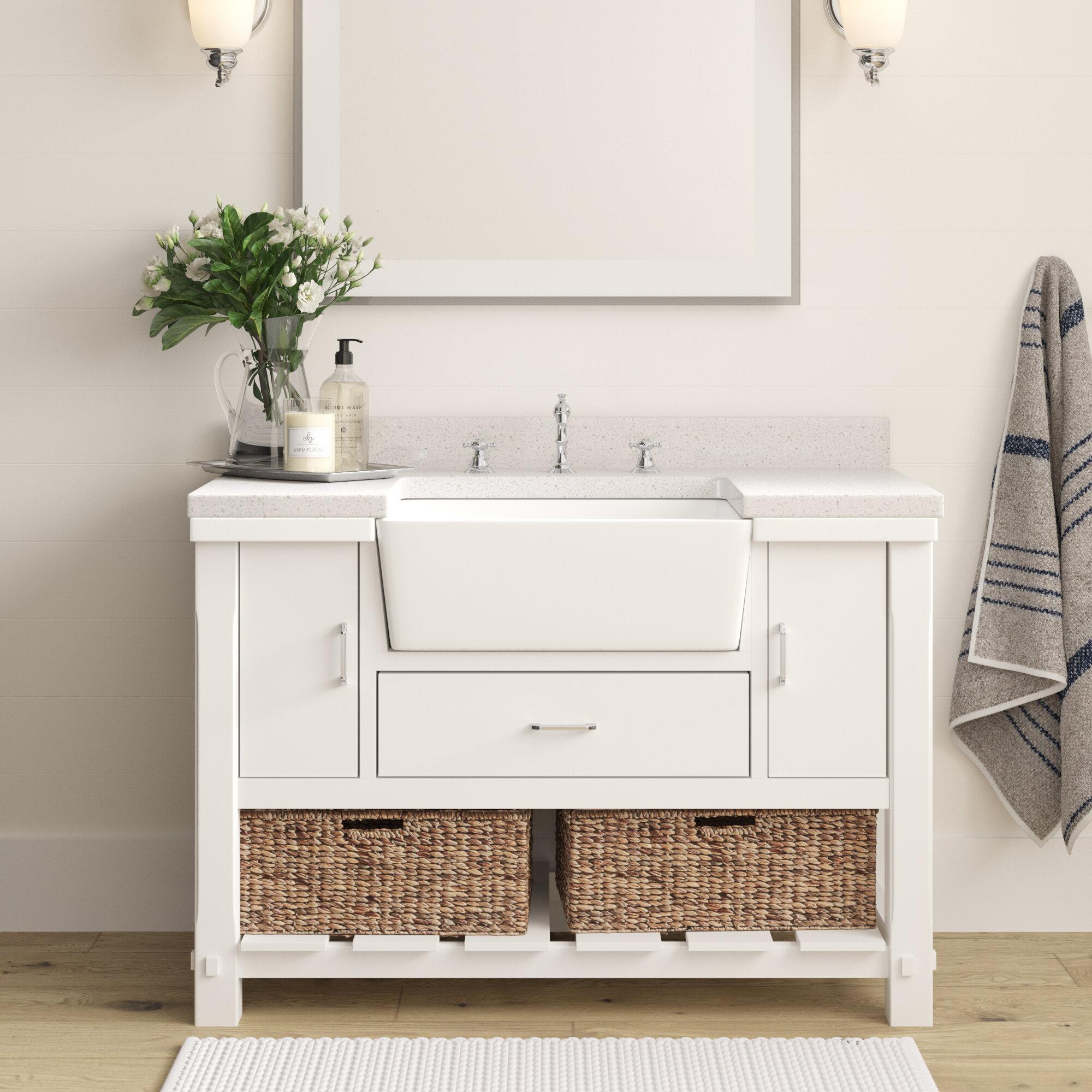 "Altheimer 5"" Single Bathroom Vanity Set"