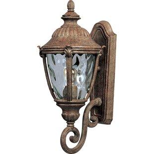 Astoria Grand Jarrett 1-Light Outdoor Sconce