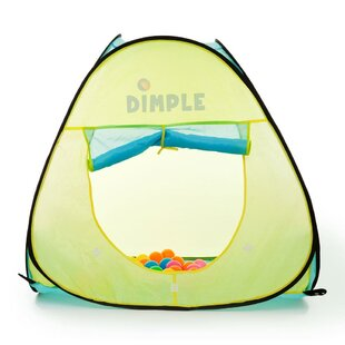 Dimple Children Triangle Pop-Up Play Tent