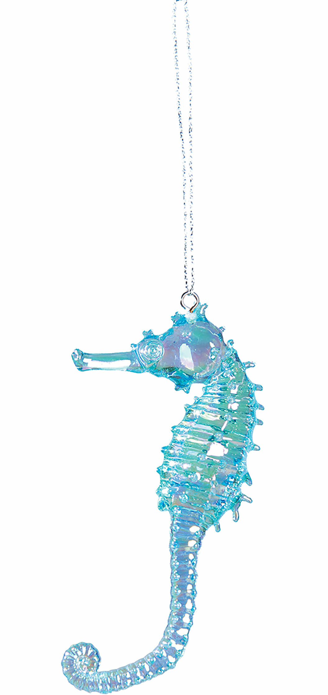 Beachcrest Home Seahorse Hanging Figurine Ornament Reviews