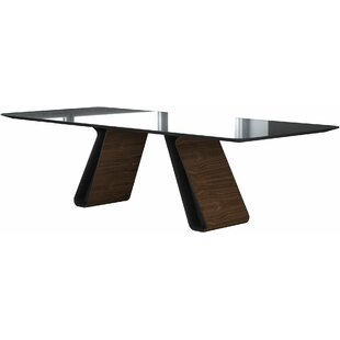 Wembley Dining Table by Modloft Black 2019 Sale