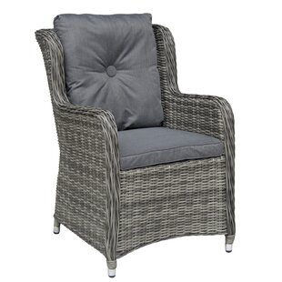 Review Vandeventer Garden Chair With Cushion