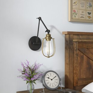Burrell Swing Arm Lamp by ..