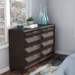 Richburg 8 Drawer Double Dresser
